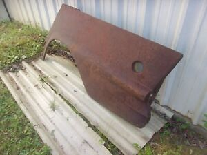 1958 1959 Amc Rambler Rebel Ambassador Wagon Nos Left Quarter Panel
