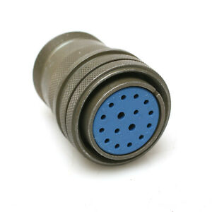 Amphenol 97 3106a 24 7s Straight 16 pin Connector