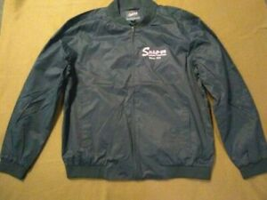 New Vintage Snap On Tools Jacket Hot Rod Garage Auto Muscle Car Windbreaker