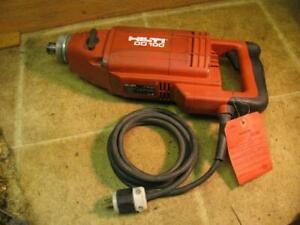 Hilti Dd100 Core Drill Motor Needs Repaired