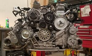 05 09 Porsche 911 997 Turbo Rebuilt Engine 3 6