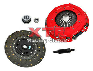 Xtr Racing Stage 2 Clutch Kit Set 86 01 Ford Mustang T5 Tremec Tkp Tko 26 Spline