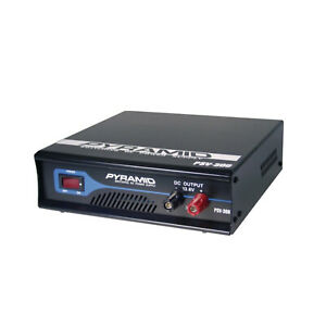 Pyramid Fully Regulated Low Ripple 30 amp Switching Dc Power Supply