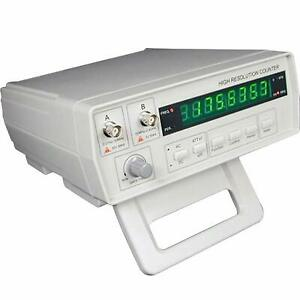 Gain Express Vc3165 Radio Frequency Counter 0 01hz 2 4ghz W bnc Test Leads High
