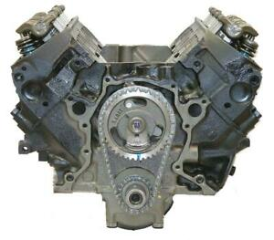 Ford 302 87 95 Complete Remanufactured Engine