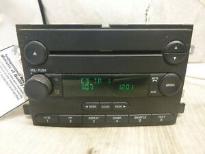04 05 06 07 Ford F150 Mustang Freestyle Montego Radio Cd 5l3t 18c869 Ac Axa42