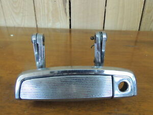 1960 1964 Dodge Desoto Front Outer Lh Door Handle Chrome 1884417 880 Mopar