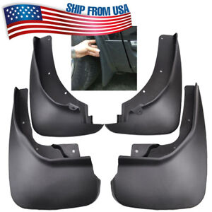 Xukey Mud Flaps Splash Guards For Ford Explorer 2011 2018 Front And Rear 4pcs