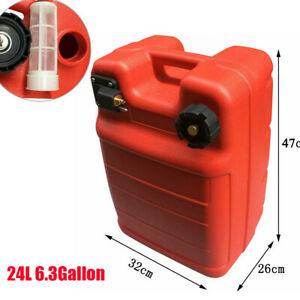 Stable6 3gallon Plastic Can Gas Petrol Fuel Tank Oil Container Fuel jugs Classic