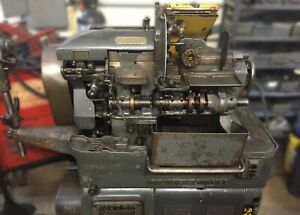 Brown Sharpe Screw Machine Spindles Machine Tooling Collets Included