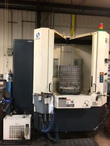2005 Makino A61 4 axis Cnc Horizontal Machining Center 3265