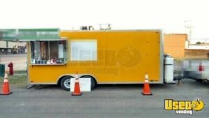 2013 8 5 X 20 Food Concession Trailer In For Sale Oklahoma Turnkey