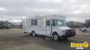 Gmc Mobile Kitchen Food Truck For Sale In Mississippi