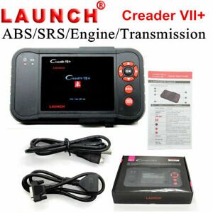 Diagnostic Scanner Obd2 Obdii Fault Code Reader Abs Airbag Engine Us Ford Bmw Gm