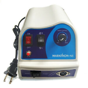 Dental Lab Polishing Marathon Micro Motor N9 45k Rpm Handpiece For Dentist Ups