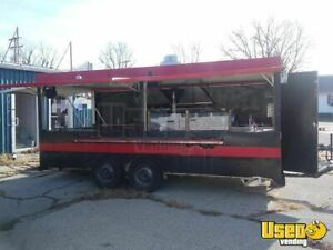 2015 Used Food Concession Trailer For Sale In Illinois