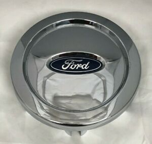 2003 2006 Ford Expedition Hub Wheel Center Cap Chrome 4l14 1a096 db