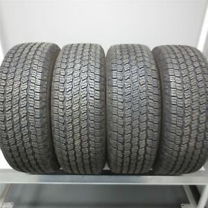 265 70r16 Goodyear Wrangler All Terrain Adventure 112t Tire 10 32nd Set Of 4