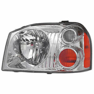 For 2001 2004 Nissan Frontier Left Driver Side Head Lamp Headlight