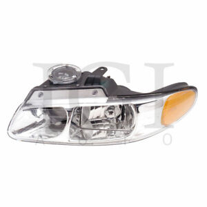 For 1996 1999 Chrysler Voyager Left Driver Side Head Lamp Headlight