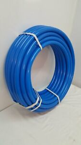 1 1 4 250 Non Oxygen Barrier Blue Pex Tubing For Heating And Plumbing