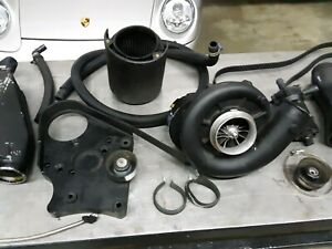 Supercharger Kit In Stock, Ready To Ship   WV Classic Car