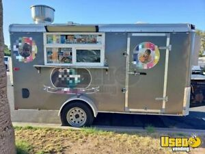 2015 6 X 13 Food Concession Trailer For Sale In Arizona
