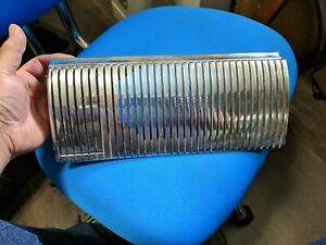 1953 1954 Chevy Chevrolet Passenger Car Speaker Grille With Ash Tray Dash