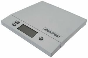 Accupost Pp 70n Postal Scale With Usb Port 70 Lb Load Capacity