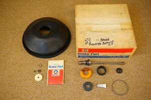 Nos Delco 10 5 Power Brake Booster Rebuild Repair Kit