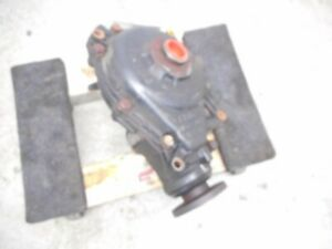 04 05 Bmw X3 3 0l Front Differential Carrier Oem 3 64 Ratio