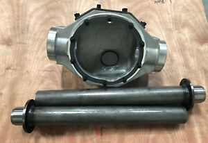 New Ford 9 Inch Aluminum Center Housing Rear End Axle W Steel Legs