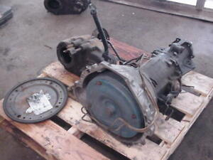 Early Ford Bronco 1966 1977 C4 Automatic Transmission With Dana 20 Transfer Case