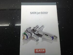 Satajet 5000 B Rp Digital 1 3 Sata Jet Spray Gun