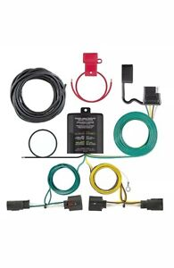 Trailer Connector Kit custom Wiring Harness Curt Manufacturing 56331