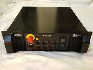 Tait Towers Nav esa Model Esa5307 Master Emergency Stop Controller Untested Read