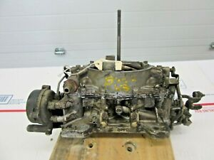 1963 1966 Buick 401 Automatic Carter Afb Carburetor 3503sa Date B3 Dp