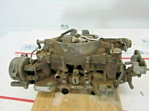 1964 Pontiac 421 320hp Carter Afb Carburetor 3651s 6 1779 O 1565 Dp1