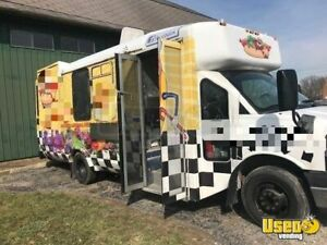 2008 Chevy 3500 Used Mobile Kitchen Food Truck For Sale In Ohio