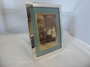 Vintage Links Of London Sterling Silver Picture Frame