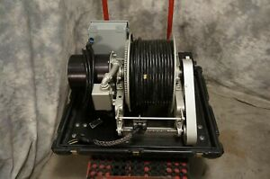 Hannay Reels Ecr 1600 Motorized Reel For Electrical Cable 1616 17 18