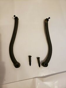 Herman Miller Aeron Chair Seat Support Links Right Left With Bolts Size C