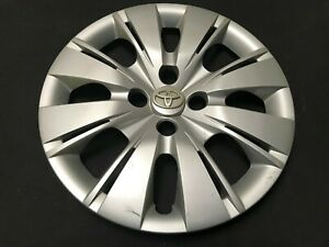 Toyota Yaris 15 Oem Wheel Cover Hub Cap 42602 52520 2012 2013 2014 2015