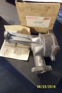 Vintage Trw Ford Oil Pump 50123 D9ae 6604 Aa New