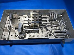 Depuy Lcd Api Tka Resection Instruments Case 1 No Lid