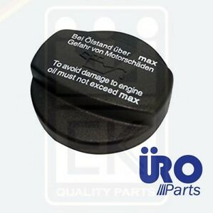 Uro Parts Engine Oil Filler Cap Replace Mercedes Oem 1110180302 Made In Germany