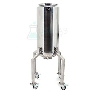 Usa Lab 50l Stainless Steel Jacketed Reactor Ss304