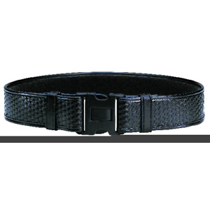 Bianchi Accumold Elite Ergotek Duty Belt Size 36 To 38 Waist Basket Weave