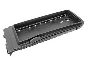 Porsche 944 968 Arm Rest Cassette Box Insert Hinged Frame Center Console New