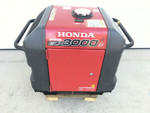 Honda Eu3000is 3000 Watt Inverter Generator Local Pick up Only Central Florida